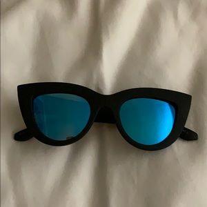 Quay Cat Eye Sunnies